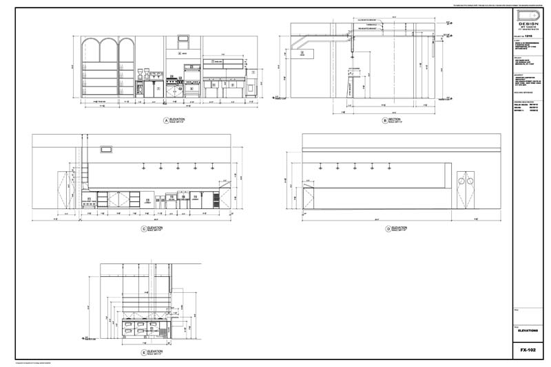 Bars and restaurants design bars and restoran design drawing 2 ccuart Choice Image