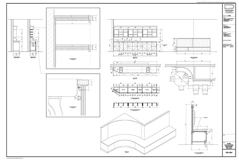 Bars and restaurants design bars and restoran design drawing 6 ccuart Choice Image