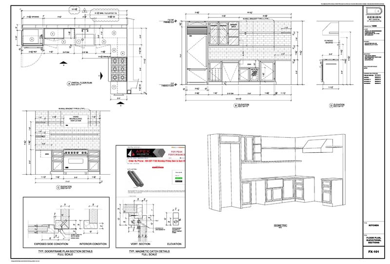Residential design for House electrical design