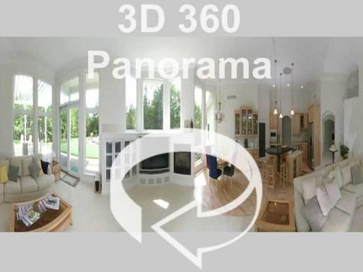 3d panorama Creation