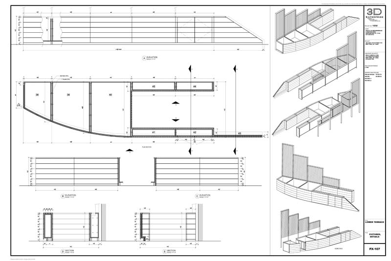 Structural shop design
