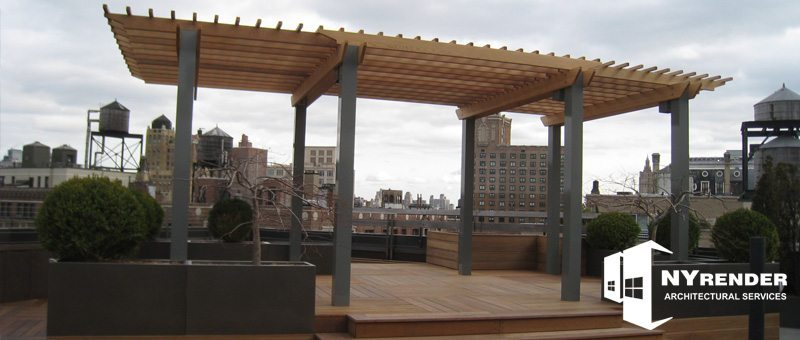 roof project new york