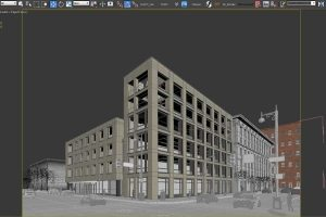 architectural visualization new york