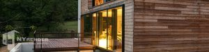 exterior rendering service