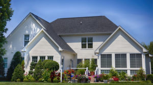 residential exterior design