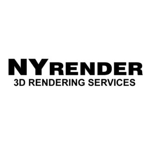 NYrender 3d rendering services and animation New York Official page logo_2020